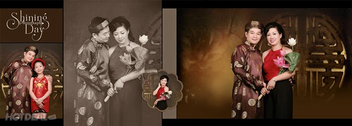 Chụp Ảnh Gia Đình/Cho Bé Chuyên Nghiệp Không Hạn Chế Số Người Tại Moda Studio