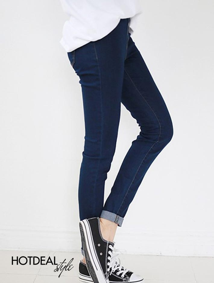 Quần Jeans Thun Bigsize Công Sở