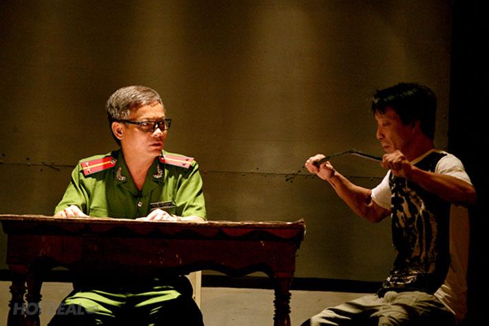Vé Lẻ Xem Kịch Tại Sân Khấu Kịch Sài Gòn