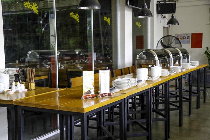 Combo 06 Cánh Gà 2 Vị & Khuyến Mãi Hot Chưa Từng Có Tại Shooter Beer Garden