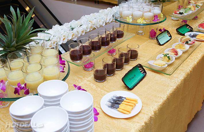 Buffet Các Món Huế - Hội An Tại NH Venus – Độc Nhất Vô Nhị Tại Hà Nội