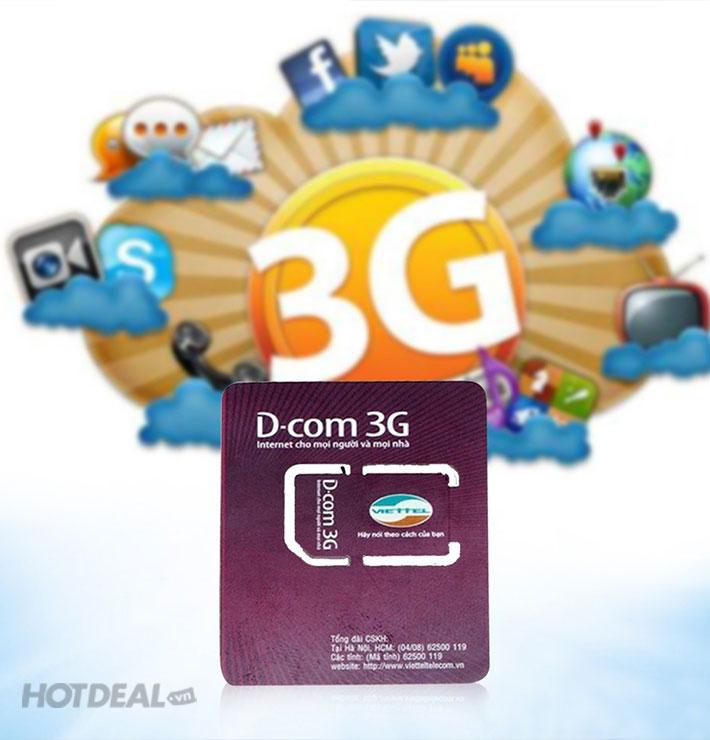Usb 3G Viettel Đa Mạng Tốc Độ 7.2 Mbps