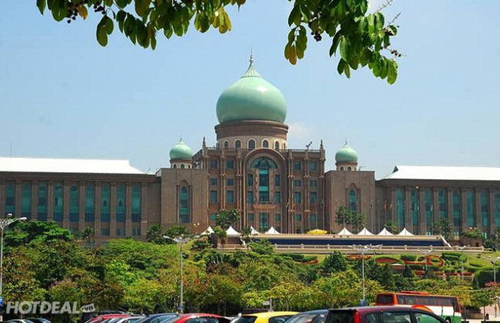 CHƯƠNG TRÌNH LIÊN TUYẾN 3 QUỐC GIA : SINGAPORE – INDONESIA – MALAYSIA 6N5Đ