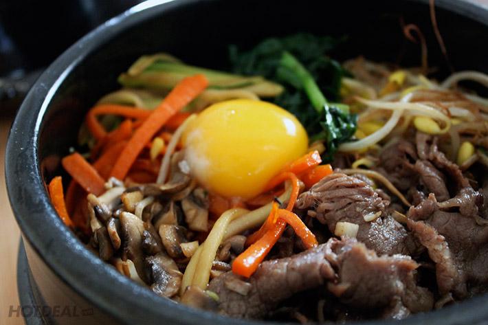 Melon Resort 4* 2N1Đ+ Ăn Sáng + 2 Phần Cơm Trộn Hàn Quốc cho 2 Khách