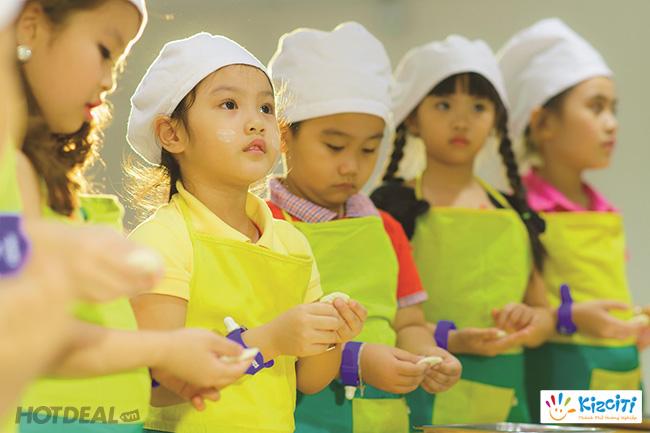 Kizciti - Thành Phố Hướng Nghiệp Cho Bé - Miễn Phí Công Viên Nước