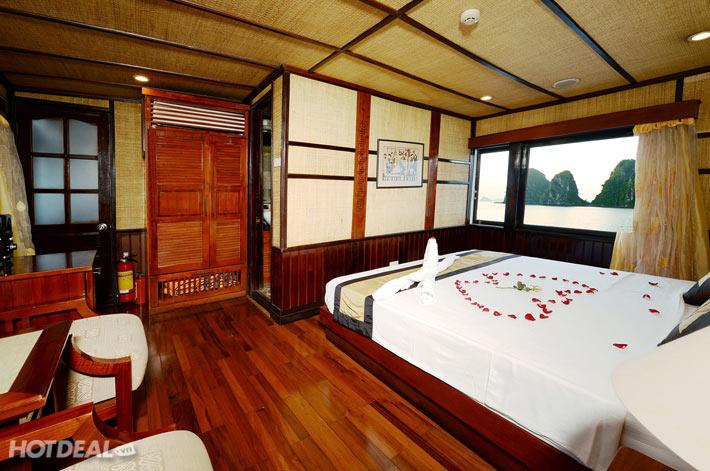 Tour Hà Nội - Hạ Long 3N2Đ (Tàu Imperial 3* + KS 3*) - Đầy Đủ Bữa Ăn