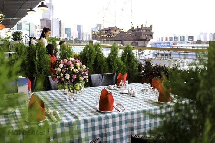 Thưởng Thức Món Á - Âu Sang Trọng Tại Nhà Hàng Hoàng Hải Garden