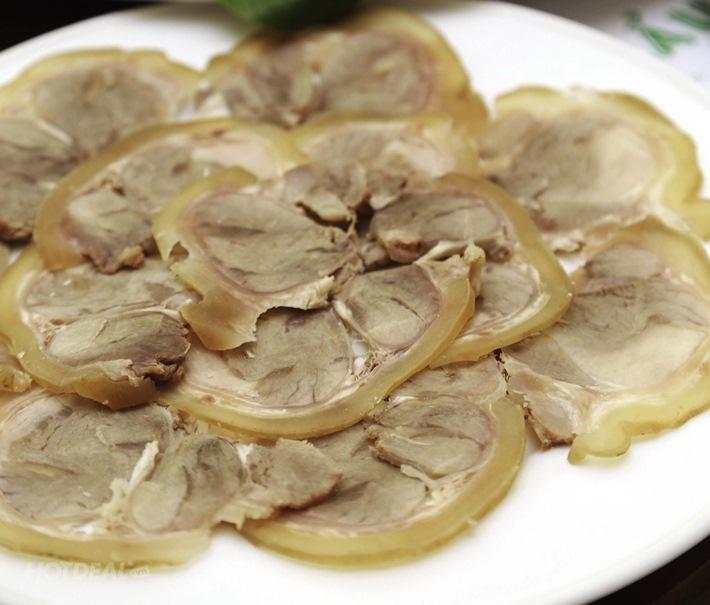 Bắp Bò Cuốn Rau Rừng, Bánh Tráng Phơi Sương – NH Bò Cao Nguyên