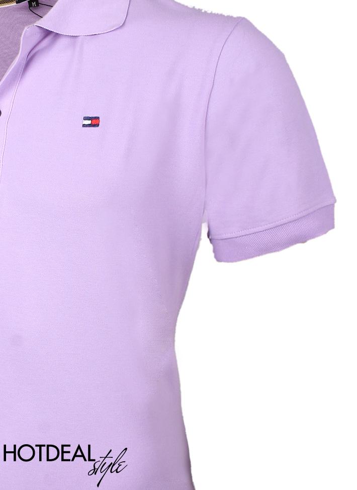 Áo Phông Nam Tommy Hàng VNXK Chất Đẹp Nhiều Màu