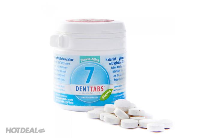 Viên Đánh Làm Trắng Răng Denttabs