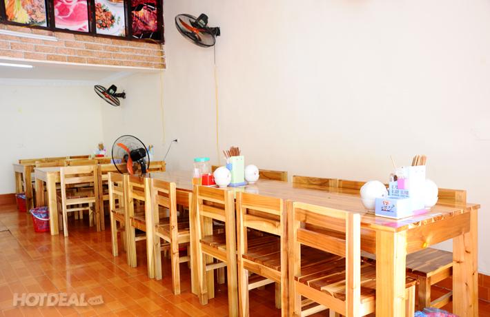 No Nê Với Mẹt Bò Dành Cho 4N Tại Nhà Hàng Bò 36 Món