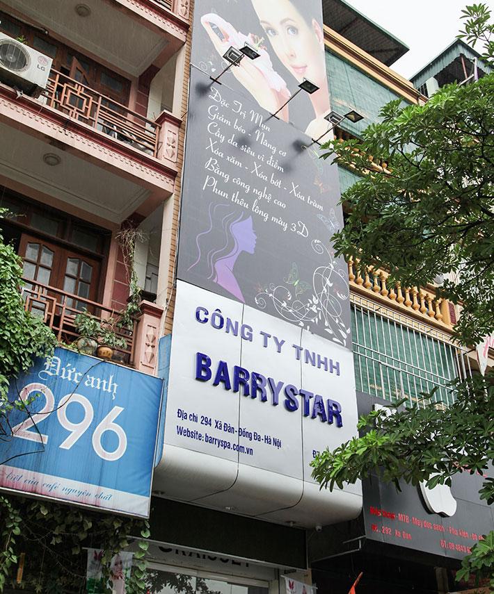 Trị Mụn Triệt Để Hiệu Quả Bằng Mỹ Phẩm Nhật Tại Barry Spa