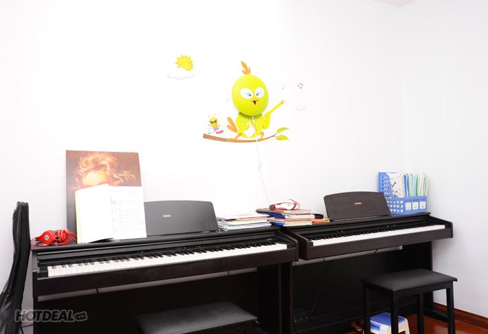Khóa Học Thanh Nhạc Tại TT Phát Triển Nghệ Thuật Himusic – Giảng Viên Ca Sĩ Tuấn Dương