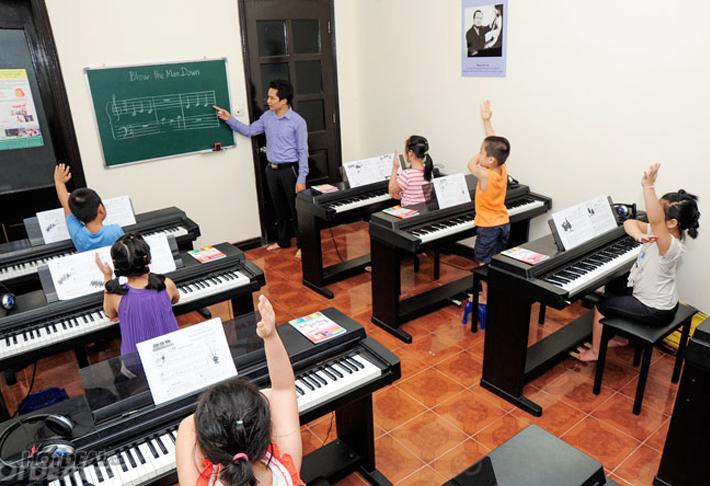 Khóa Học Piano - Giảng Viên Âm Nhạc Quốc Gia Tại TT Himusic