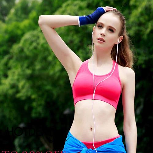 Áo Lót Thể Thao Màu Neon