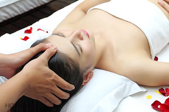 Massage Thư Giãn + Chăm Sóc Da Mặt Tại Sense Spa - Miễn TIP