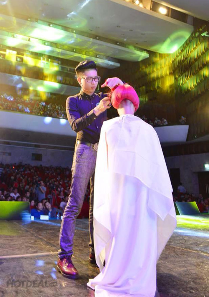 Làm Tóc Đẳng Cấp Tại Laveda Group Hair Salon 338 Phố Huế