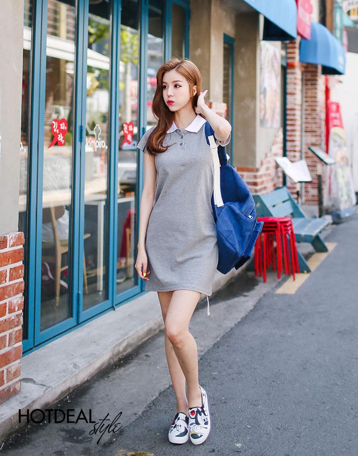 Đầm Thun Thể Thao
