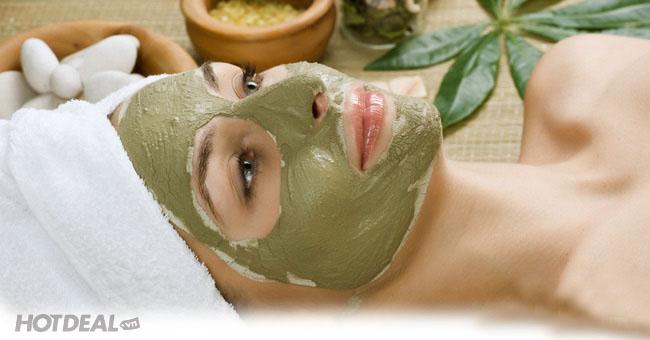 Massage Body Đá Nóng + Chạy Vitamin C + Đắp Nạ - Không Nhận Tip - Khánh Hương Spa