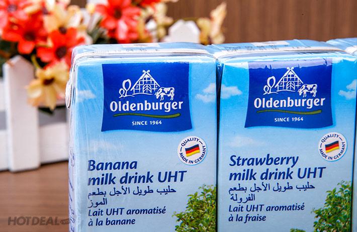 Combo 24 Hộp Sữa Tươi Đức Oldenburger 200Ml