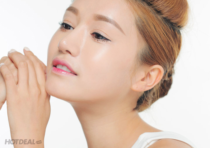 Hana Spa -Trẻ Hóa Tái Tạo Trắng Sáng Da Với Mặt Nạ Collagen Oxy Jet