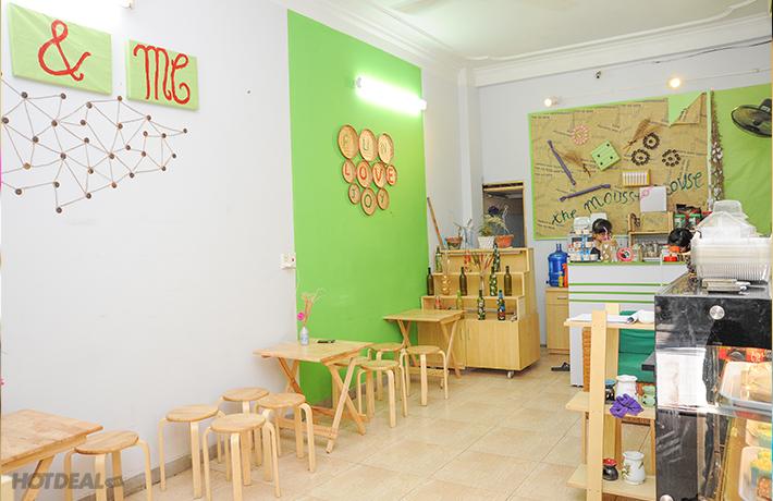 Bánh Cupcake Kèm Trà Thái Đặc Biệt Cho 2N – The Mousse House