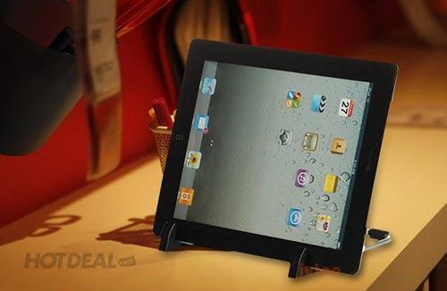 Giá Đỡ iPad Thiết Kế Khung Nhôm Đơn Giản Tinh Tế