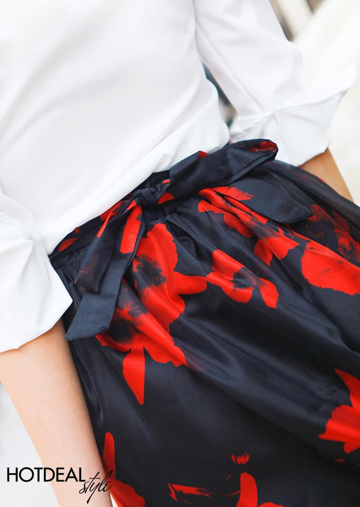Chân Váy Vintage Thời Thượng