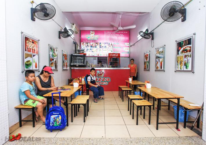 Combo Burger Tay Gấu Đầu Tiên Tại Việt Nam