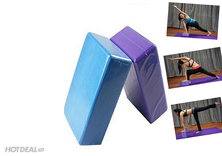 Gạch Tập Yoga Loại Sần Cao Cấp