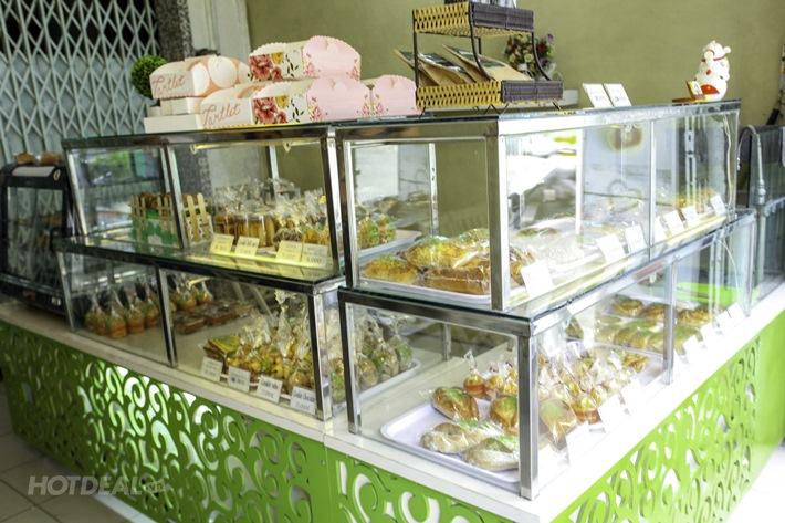 Hộp 4 Bánh Trung Thu Sang Trọng (Nhiều Hương Vị Lựa Chọn) Tại Sam' Bakery Shop