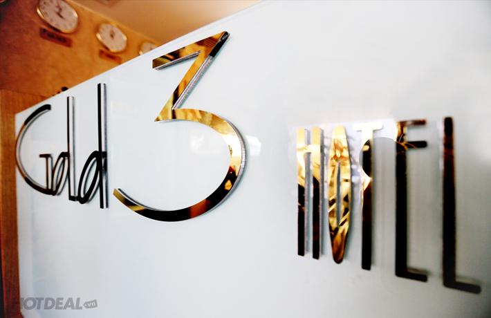 Gold Hotel III (3*++) - Sát Biển Mỹ Khê