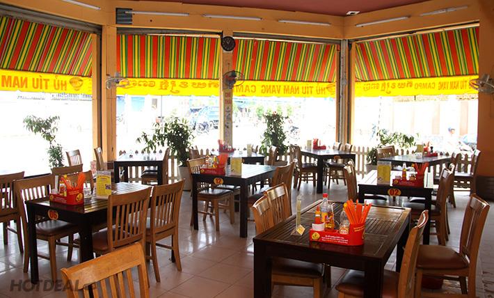 Nam Vang Campo – Top Hủ Tíu Ngon Nhất Sài Thành