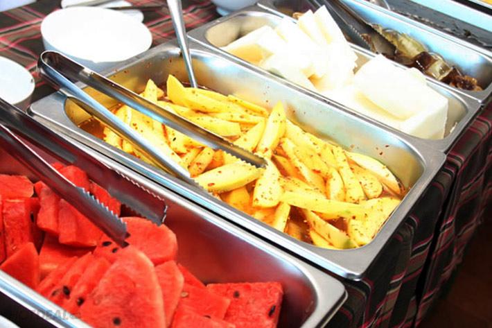 Buffet Tối Ốc, Hải Sản Và Lẩu Tại Nhà Hàng Hương Đồng