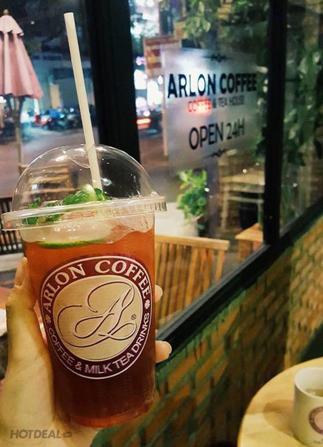 Giảm Giá Sốc Toàn Menu Tại Arlon Coffee - Chi Nhánh Mới Lý Thường Kiệt