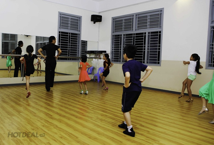 10 Buổi Tập Tại Grace Dance Studio (Áp Dụng Cho Tất Cả Các Khóa Học)