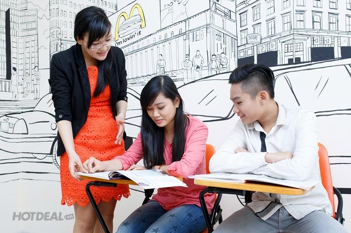 Khóa Học Anh Văn Giao Tiếp 30% Giáo Viên Bản Ngữ (10 Tuần) - Ngoại Ngữ I See