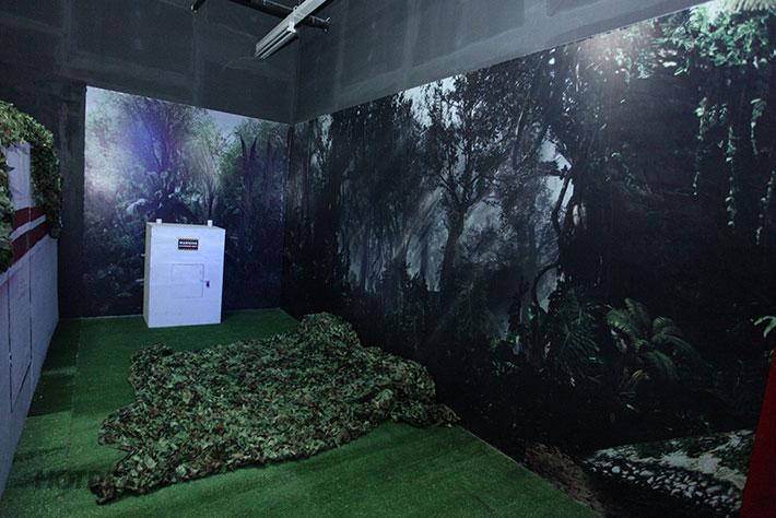 Trò Chơi Nhập Vai Thực Tế 5D Hiện Đại Tại Break The Code Real Room Escape