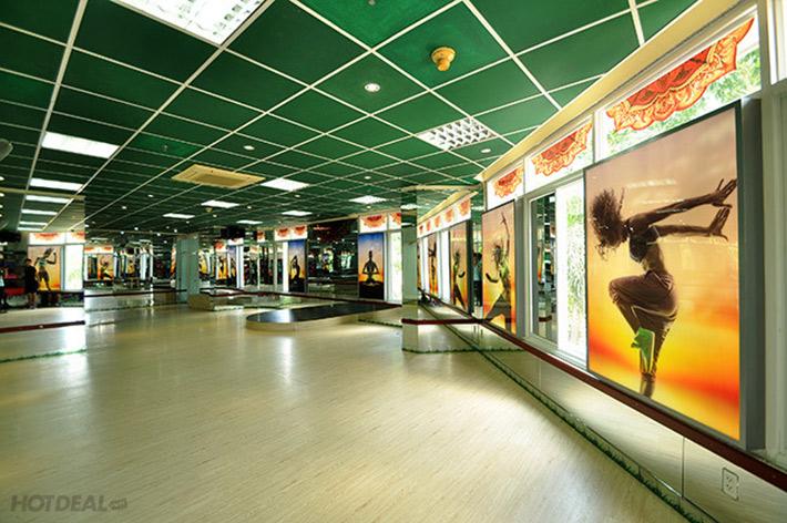 01 Tháng Tập Gym, Yoga, Dance, Trx, Boxing Không Giới Hạn Tại Vietcharm Fitness Center
