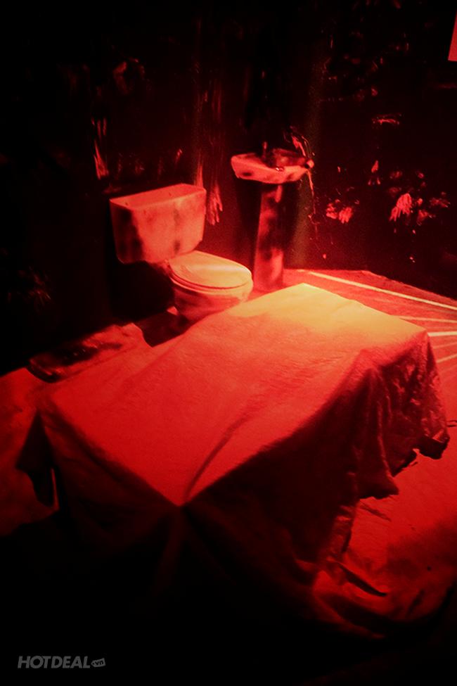 Trò Chơi Nhập Vai Thoát Hiểm Hoàn Toàn Chân Thực Tại Locked Saigon