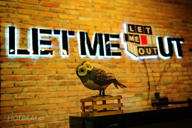 Let Me Out - Trò Chơi Nhập Vai Thực Tế Đầy Hồi Hộp & Lý Thú