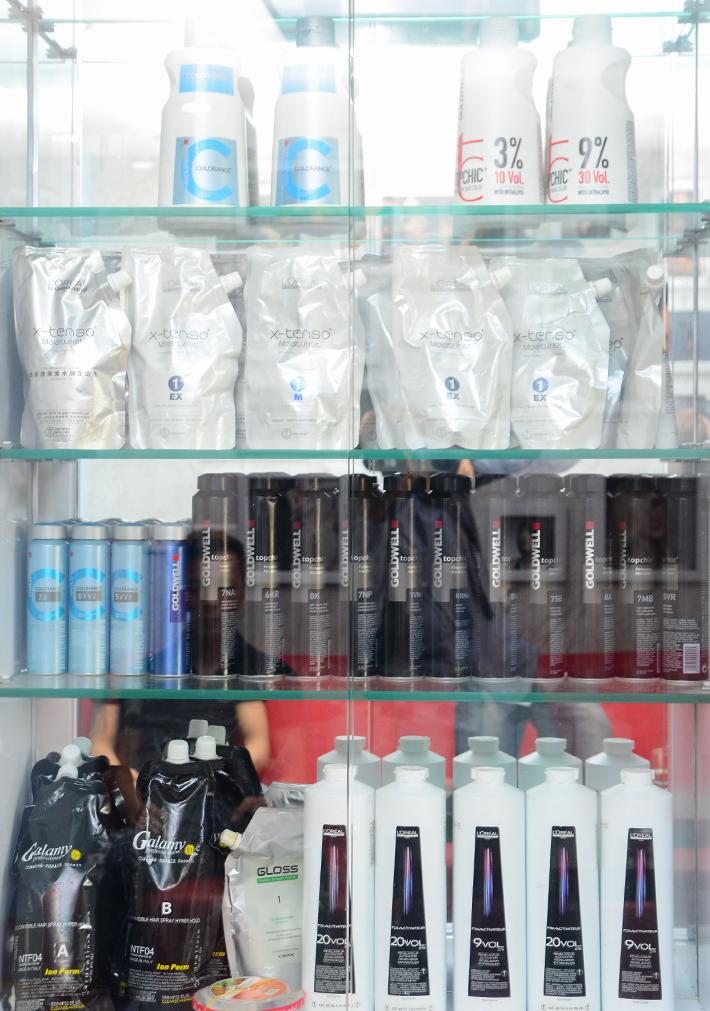 Tóc Đẹp Tại Bích Trần Hair Salon – Tặng Hấp Phục Hồi Collagen