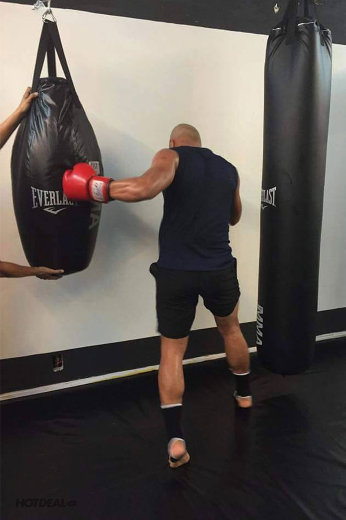 Trải Nghiệm Kick Boxing Fitness Chuyên Nghiệp Tại 3F CITY