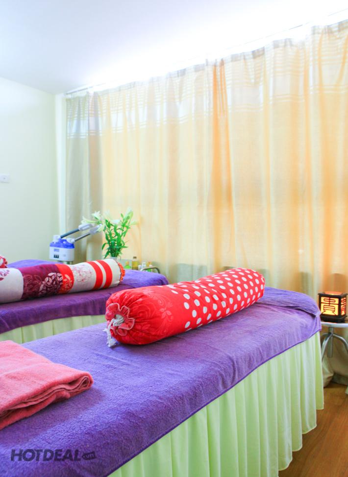 Liệu Trình Massage Giảm Béo Bụng Tại Việt Á Mom's Spa