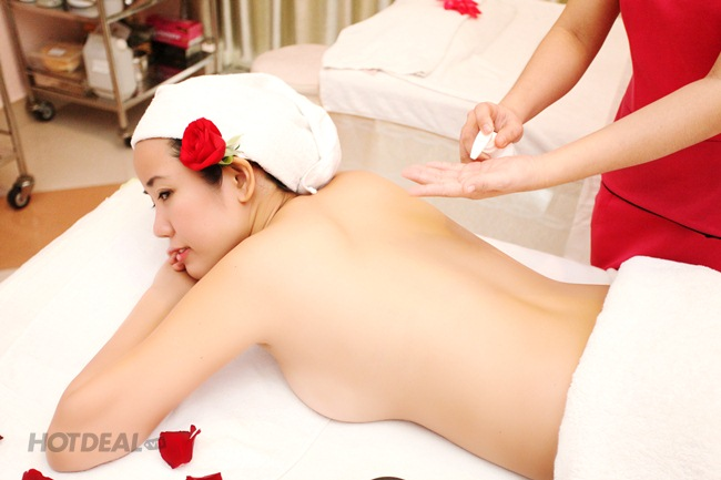 Massage Body Bấm Huyệt Trị Nhứt Mỏi Với Đá Núi Lửa 60' Tại Spa Đẹp 360