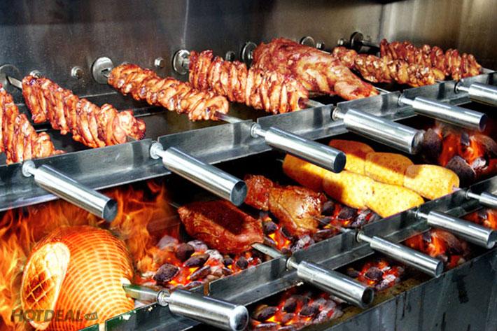 Km s c buffet th t n ng n th a th ch gi r 679341 for Samba buffet