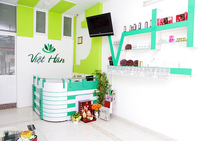 Spa Uy Tín Quận Phú Nhuận Việt Hân